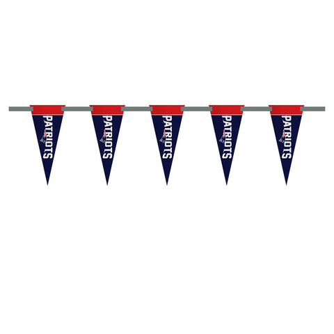 New England Patriots 3 Foot Pennant String