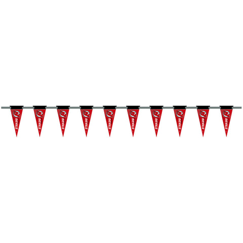 New Jersey Devils 6 Foot Pennant String