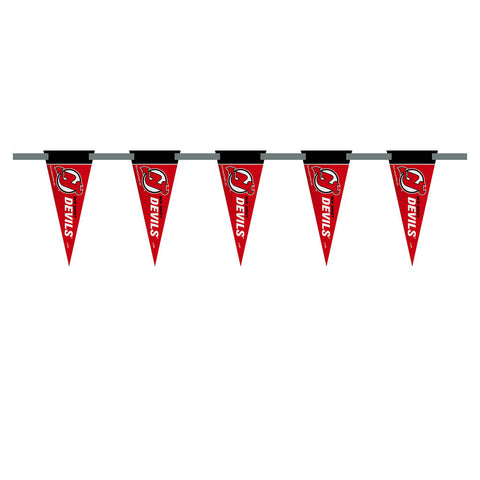 New Jersey Devils 3 Foot Pennant String