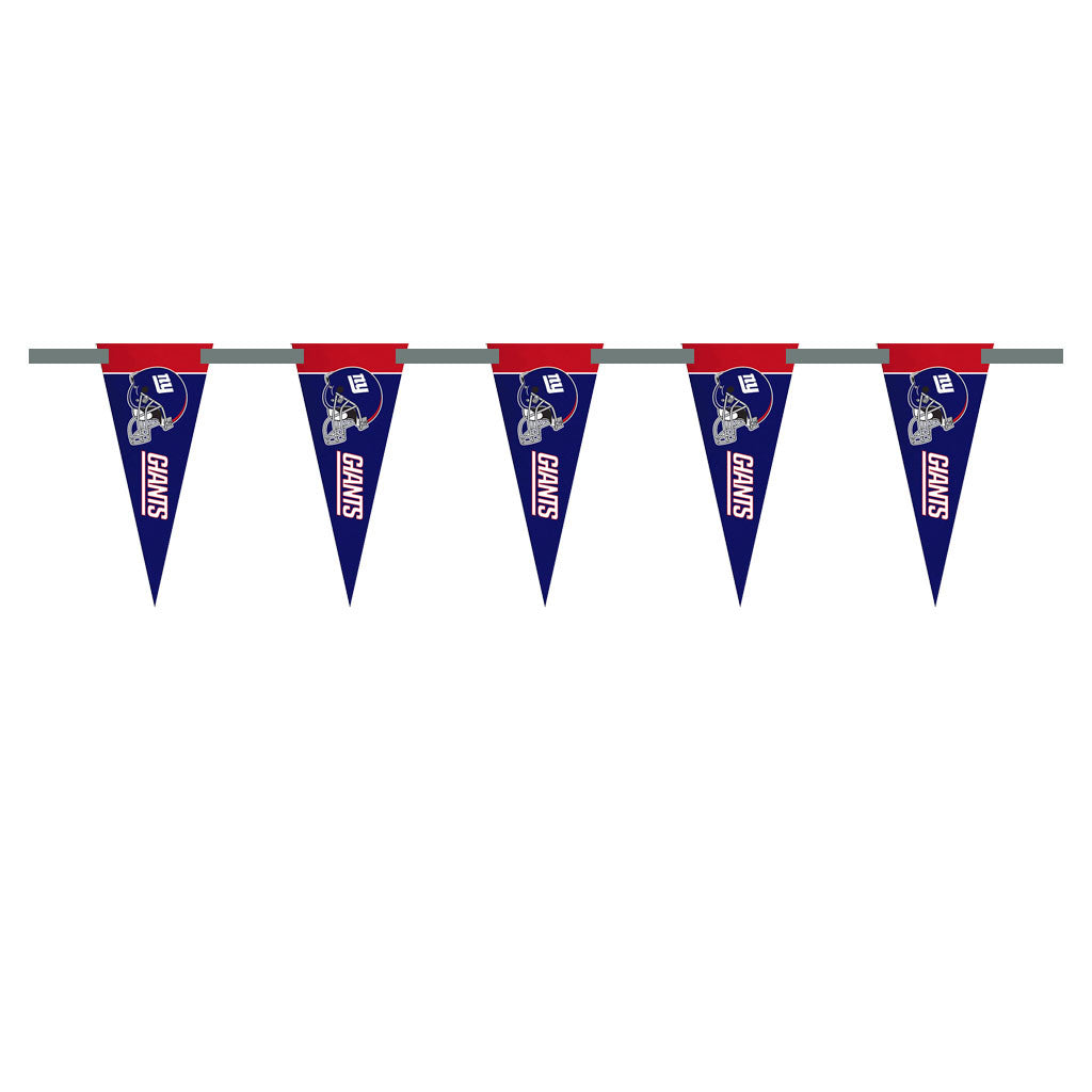 New York Giants 3 Foot Pennant String
