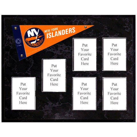 New York Islanders Mini Pennant Plaque