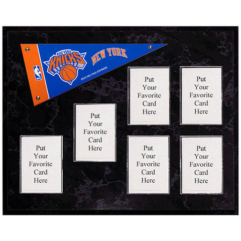 New York Knicks Mini Pennant Plaque