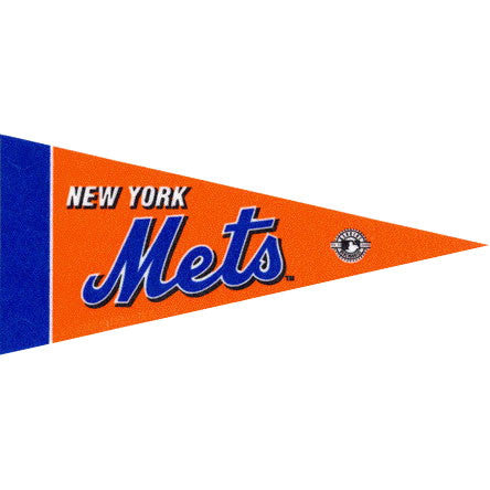 New York Mets Mini Pennant (2-Pack)