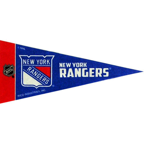 New York Rangers Mini Pennant (2-Pack)