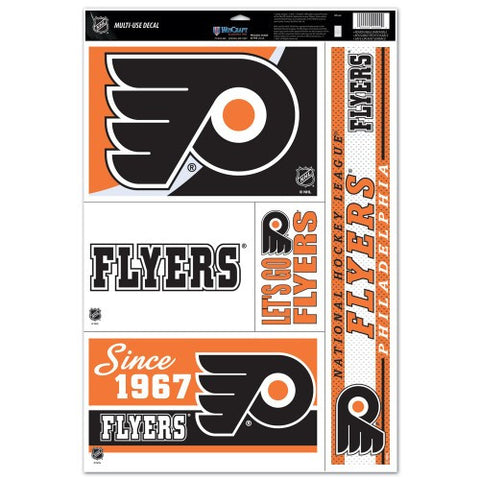 Philadelphia Flyers Decals Window Clings