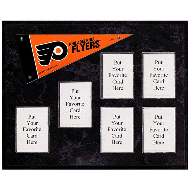 Philadelphia Flyers Mini Pennant Plaque