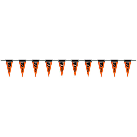 Philadelphia Flyers 6 Foot Pennant String