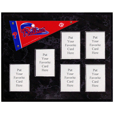 Philadelphia Phillies Mini Pennant Plaque