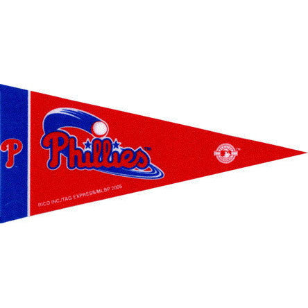 Philadelphia Phillies Mini Pennant (2-Pack)
