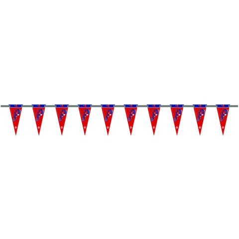 Philadelphia Phillies 6 Foot Pennant String