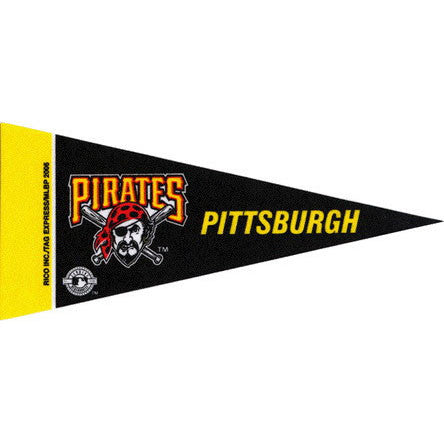 Pittsburgh Pirates Mini Pennant (2-Pack)