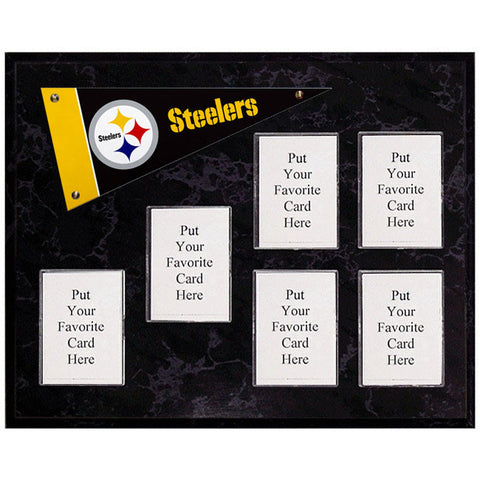 Pittsburgh Steelers Mini Pennant Plaque