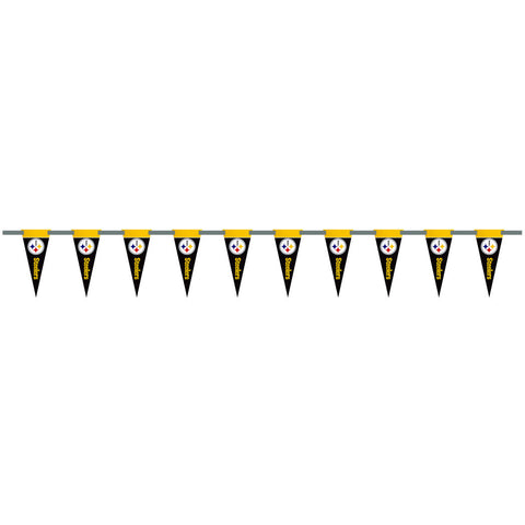 Pittsburgh Steelers 6 Foot Pennant String