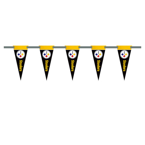 Pittsburgh Steelers 3 Foot Pennant String