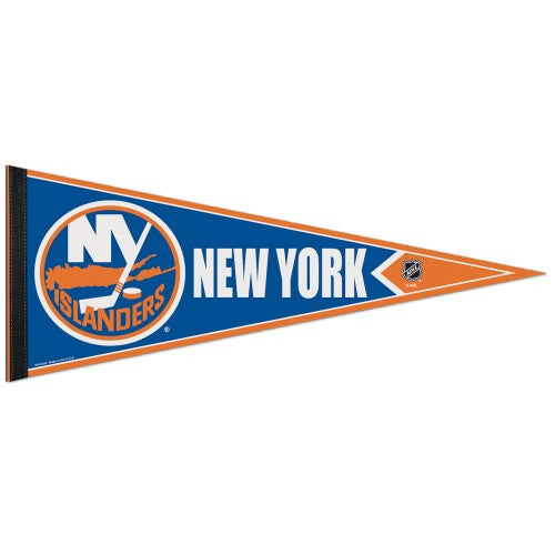 New York Islanders Pennant NHL Hockey Full Size (2-Pack)