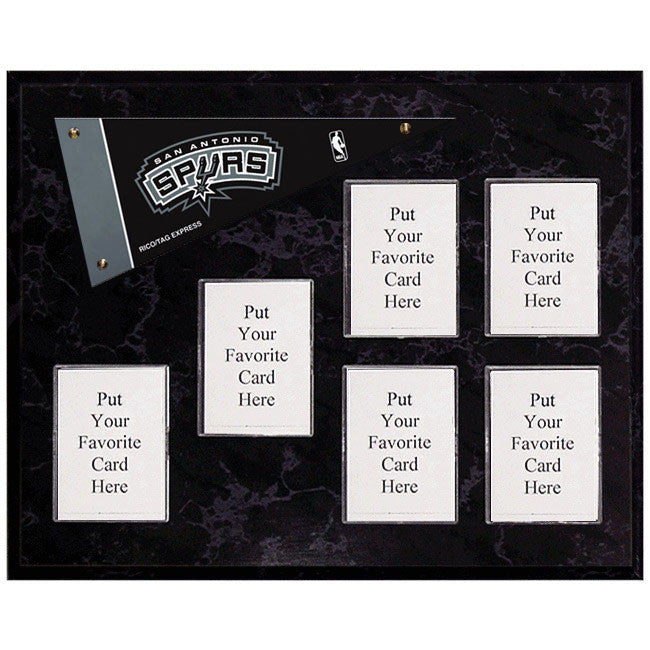 San Antonio Spurs Mini Pennant Plaque