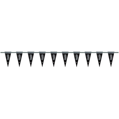 San Antonio Spurs 6 Foot Pennant String