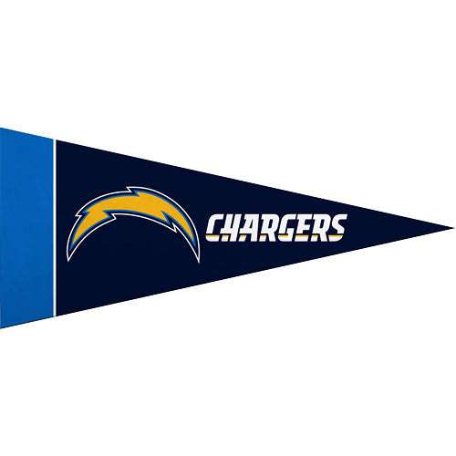 San Diego Chargers Mini Pennant (2-Pack)
