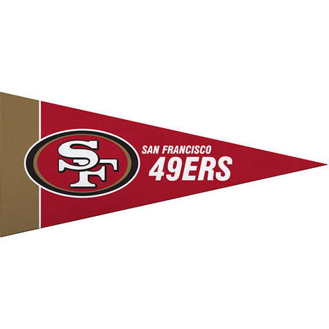 San Francisco 49ers Mini Pennant (2-Pack)