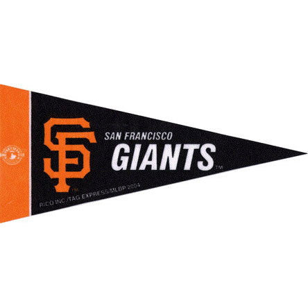 San Francisco Giants Mini Pennant (2-Pack)