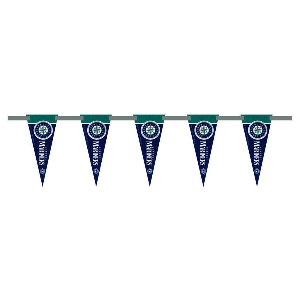 Seattle Mariners 3 Foot Pennant String