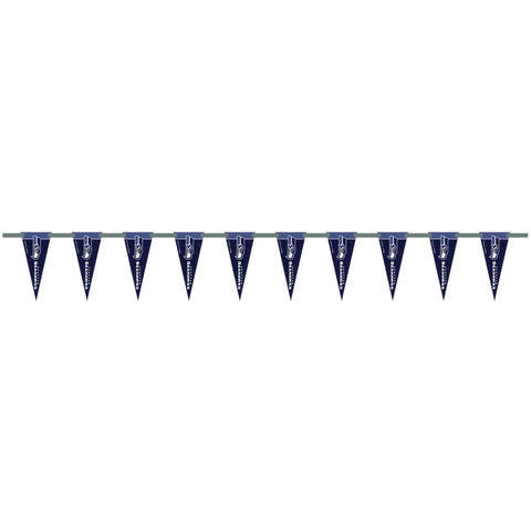 Seattle Seahawks 6 Foot Pennant String