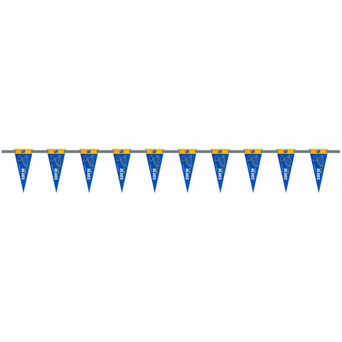 St. Louis Blues 6 Foot Pennant String