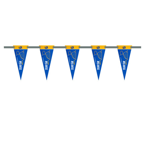 St. Louis Blues 3 Foot Pennant String