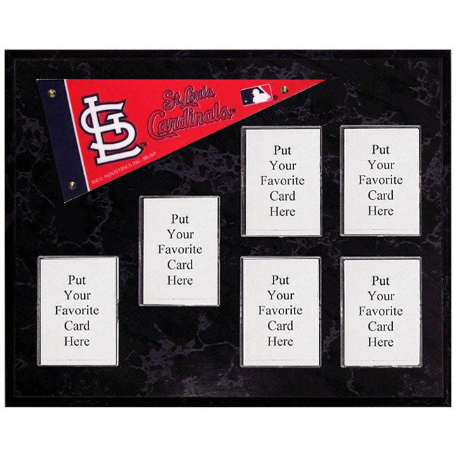 St. Louis Cardinals Mini Pennant Plaque