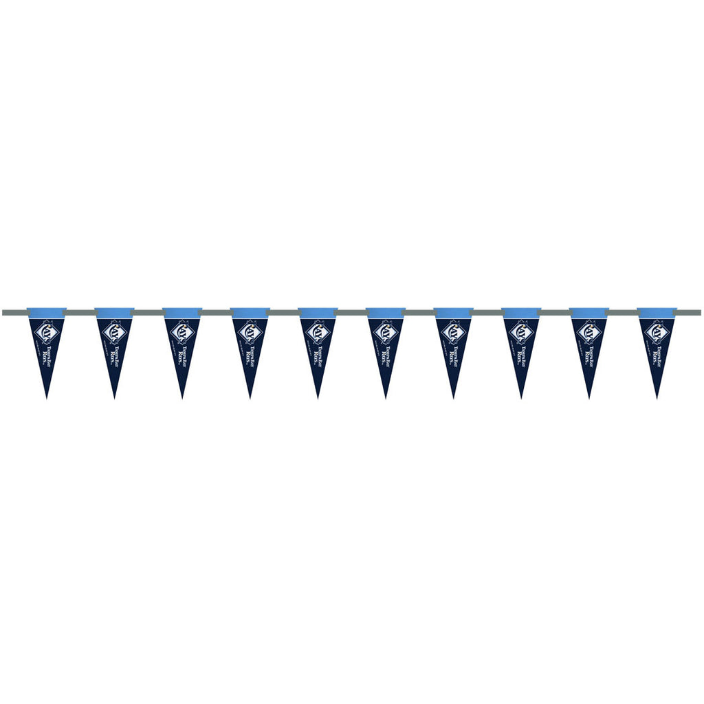 Tampa Bay Rays 6 Foot Pennant String
