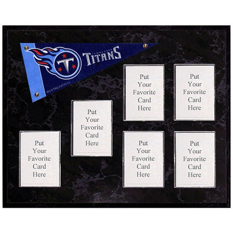 Tennessee Titans Mini Pennant Plaque