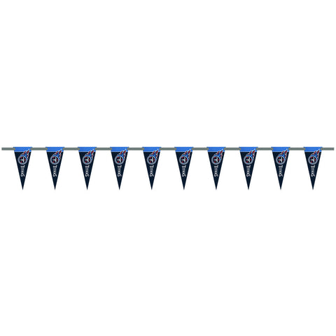 Tennessee Titans 6 Foot Pennant String