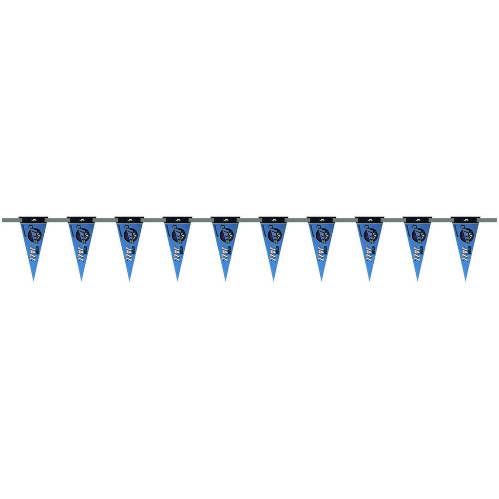 Utah Jazz 6 Foot Pennant String