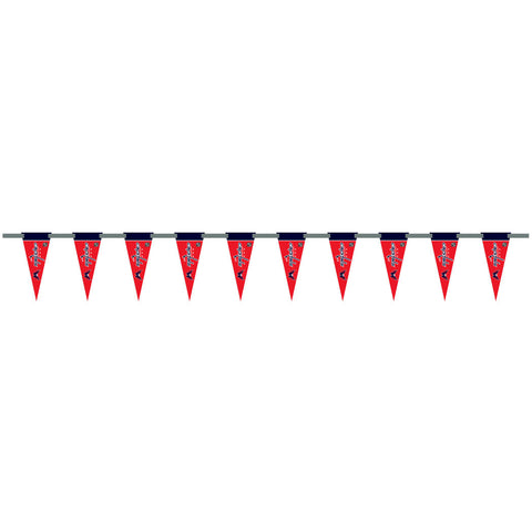 Washington Capitals 6 Foot Pennant String