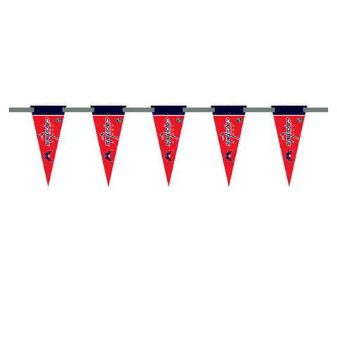 Washington Capitals 3 Foot Pennant String