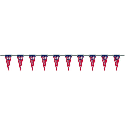 Washington Nationals 6 Foot Pennant String