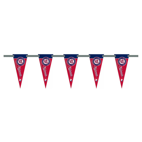 Washington Nationals 3 Foot Pennant String