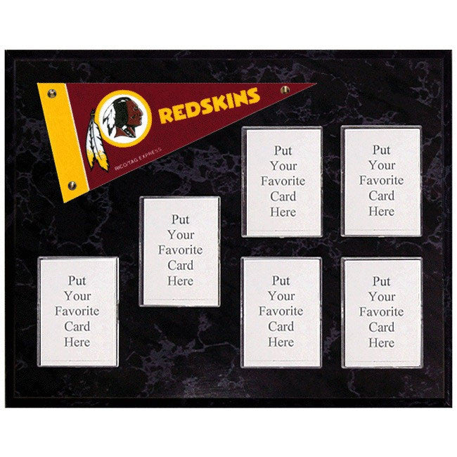 Washington Redskins Mini Pennant Plaque