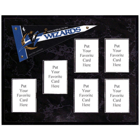 Washington Wizards Mini Pennant Plaque