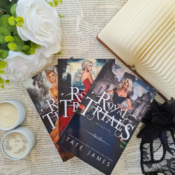 The Royal Trials series by Tate James