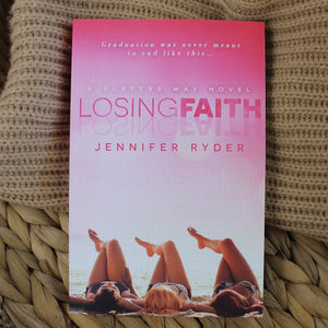 Loosing Faith by Jennifer Ryder