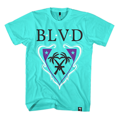 Crest Tee by BLVD Supply