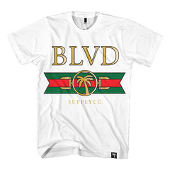 Emblem Tee by BLVD Supply