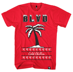 Cold Chillin Tee by BLVD Supply