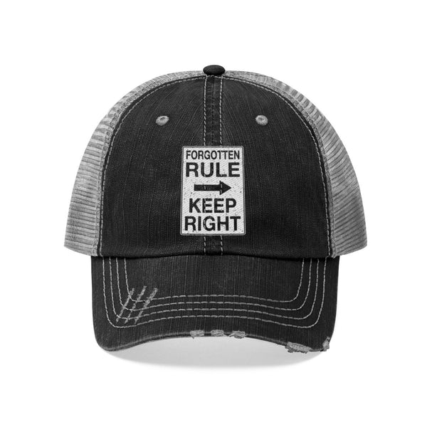 Keep Right - Unisex Trucker Hat - BLVD Supply inc
