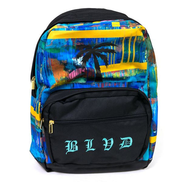 BLVD Colours Backpack - BLVD Supply inc