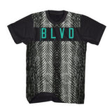 Blvd Supply Scales Tee - BLVD Supply inc