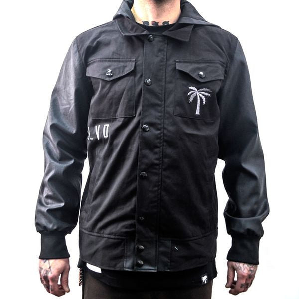 Militant Jacket - BLVD Supply inc