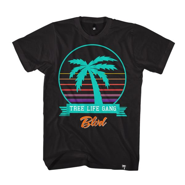 Sunrise Tee - BLVD Supply inc
