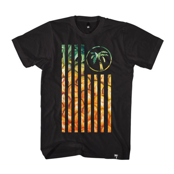 Blvd Supply Express Flag Tee - BLVD Supply inc